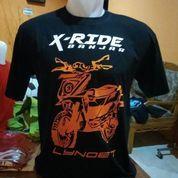 Kaos Yamaha X-Ride Matic