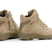 """Sepatu DELTA Low Boots 4"""" / DELTA Boots Hight Quality Import"""