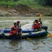Perahu Karet INTEX Seahawk 4 Kap 4 Person Sudah Include Dayung Repair Kit Dan Pompa (8765011) di Jakarta