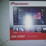 Doble Din Pioneer 2017 AVH-X295BT Bonus Camera Mundur Mobilio Brio Xenia Avanza Etios Rio Jazz Crv
