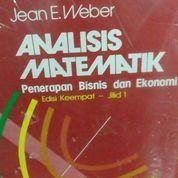 Analisis Matematik: Penerapan Bisnis dan Ekonomi (Jilid 1) (Edisi 4) (8788859) di Kota Jakarta Barat