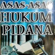 Asas-Asas Hukum Pidana Moeljatno