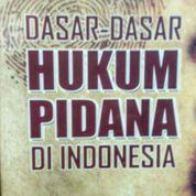 Dasar-dasar Hukum Pidana di Indonesia P.A.F. Lamintang