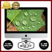"""GARANSI RESMI APPLE 1 TAHUN iMac MK452 - 21.5""""/3.1GHz quad core i5 (8791207) di Kota Bandung"""