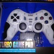Gamepad joystick wireless 2.4GHZ M-tech for pc/PS2 (8821655) di Kota Depok