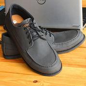 Sepatu Casual Pria cowok kerja jalan Boot formal~Jack Maikor Black (8847231) di Kota Bandung