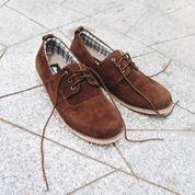 Sepatu Casual|sepatu kerja|sepatu jalan| sepatu boot pria cowok ~HW21 (8847449) di Kota Bandung