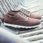 Sepatu Casual|sepatu kerja|sepatu jalan| sepatu boot pria ~ HW 18 (8847921) di Kota Bandung