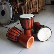 Jimbe T = 30 CM Polos Kayu Mahoni (8959855) di Kota Yogyakarta