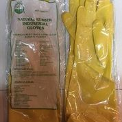 Sarung Tangan karet,natural Rubber Gloves Sea Gull,