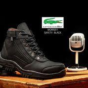 Sepatu Boots Pria / Safety Boots / Sepatu Kerja / Sepatu Tracking / Sepatu Touring