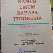 kamus umum bahasa Indonesia (9025787) di Kota Jakarta Barat