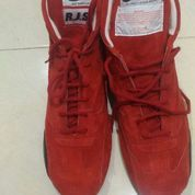 Sepatu racing sued merk RJS ukuran 44. (9030237) di Kota Malang