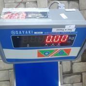 Timbangan Benchscale Digital Duduk Lantai 150kg (9063983) di Kab. Ponorogo