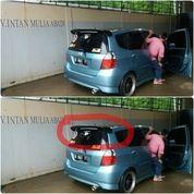 Aksesoris eksterior mobil spoiler, sayap, wings mugen honda jazz type RS cocok utk mobil mobil kecil s.d sedang universal sporty keren ringan elegan (9073233) di Kota Jakarta Selatan