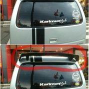 Aksesoris eksterior mobil honda jazz type lam / ld style spoile / aya / ings mugen all type boil kecil sd sedang universal new (9073963) di Kota Jakarta Selatan