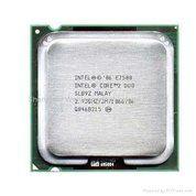 Prosesor komputer Intel duo e7500 soket LGA 775 new