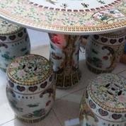 Meja Marmer Antik Kuno Negio (9084911) di Kota Surakarta