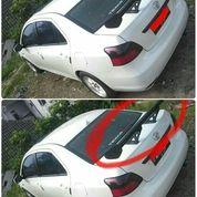 Aksesoris eksterior mobil sedan all type spoiler GT wings / sayap tingkat 2 (dua) universal sporty elegant ringan fiber berkualitas aman awet (9106837) di Kota Jakarta Selatan