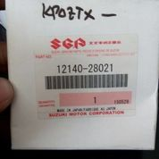 Piston Ring TS 125 std Suzuki Genuine Part (9121825) di Kota Cirebon