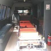 Modifikasi Ambulance