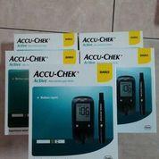Accu Check Active Alat Test Darah