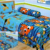 SPREI LADY ROSE 120 DUO SORONG 2in1 NEMO