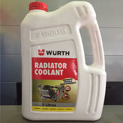Wurth Radiator Coolant 5 Liter (9198657) di Kota Jakarta Barat
