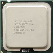 Processor Intel Core 2 Quad Q6600 Quad-core 2.4 Ghz