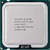 Processor Intel Core 2 Quad Q8300 Quad-core 2.5 Ghz