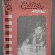 Majalah Catur Nasional No. 10 Th. 1