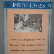 Majalah Catur Inside Chess 10