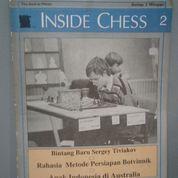 Majalah Catur Inside Chess No. 2