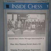 Majalah Catur Inside Chess No. 1