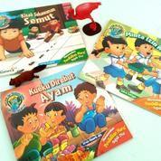 Buku Anak Bergambar Budi Pekerti Seri Hewan