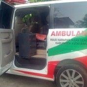 Ambulance Suzuki Apv Pusling