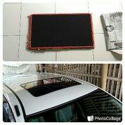 Aksesoris Eksterior Atap Mobil Sunroof Dummy Tiruan Universal Mewah Elegan Mudah Murah Ringan Aman (9229377) di Kota Jakarta Selatan
