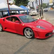 Ferrari F430 Coupe Warna Merah 2006