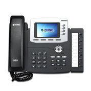 PLANET VIP-6040PT Gigabit Color LCD HD PoE IP Phone (4-Line) (9257431) di Kota Jakarta Pusat