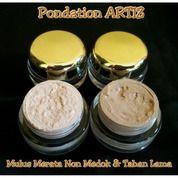 Pondation ARTIZ Make-Over Dalam 1Menit Mulus Merata New Pot (9270707) di Kota Bandung