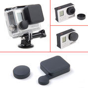 TMC Silicone Protective Camera and Lens Cap Cover Set for GoPro