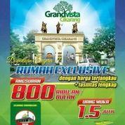 Rumah Murah Siap Huni type 29/60 Grand Vista Cikarang,Bekasi (9337097) di Kab. Bekasi