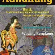 Majalah Adiluhung Edisi 5 : Wayang Bengkong ; Semar