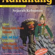 Majalah Adiluhung Edisi 7 : Sejarah Kebumen ; Beras Mutiara