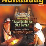 Majalah Adiluhung Edisi 4 : Sejarah Batik ; Sate Ambal