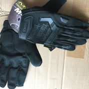 Glove Mechanix Mpact Black ( replika ) (9346441) di Kota Surabaya