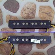 Seymour Duncan Sjb-1 Basslines Jazz Bass Pickup Neck (9373259) di Kota Jakarta Barat