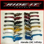 Handle Vario , Mio, MX, Scoopy,Tiger, Vixion, Byson. Bahan Full CNC
