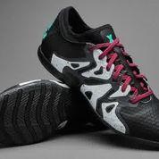 Sepatu Futsal Adidas X 15+ Primeknit Court Core Black (9456645) di Kab. Banyumas