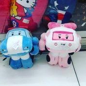 Boneka mainan bayi & anak2 karakter robot mobil tokoh serial film kartun ROBOCAR POLI SNI NEW murah ecer & grosiran reseller (9554959) di Kota Jakarta Selatan